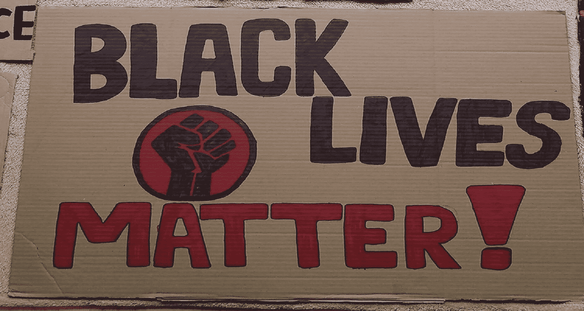 One symbol in particular has come to represent the Black Lives Matter movement: a closed fist held aloft.