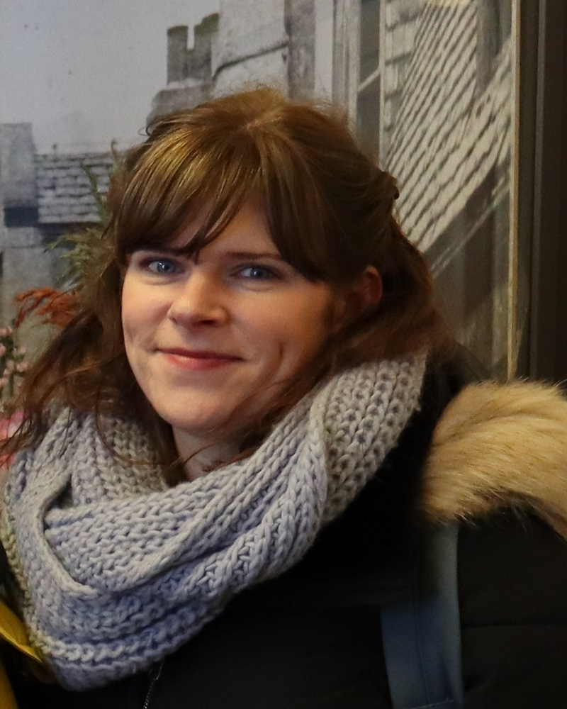 Gabriella Lawrie, Collections Project Assistant