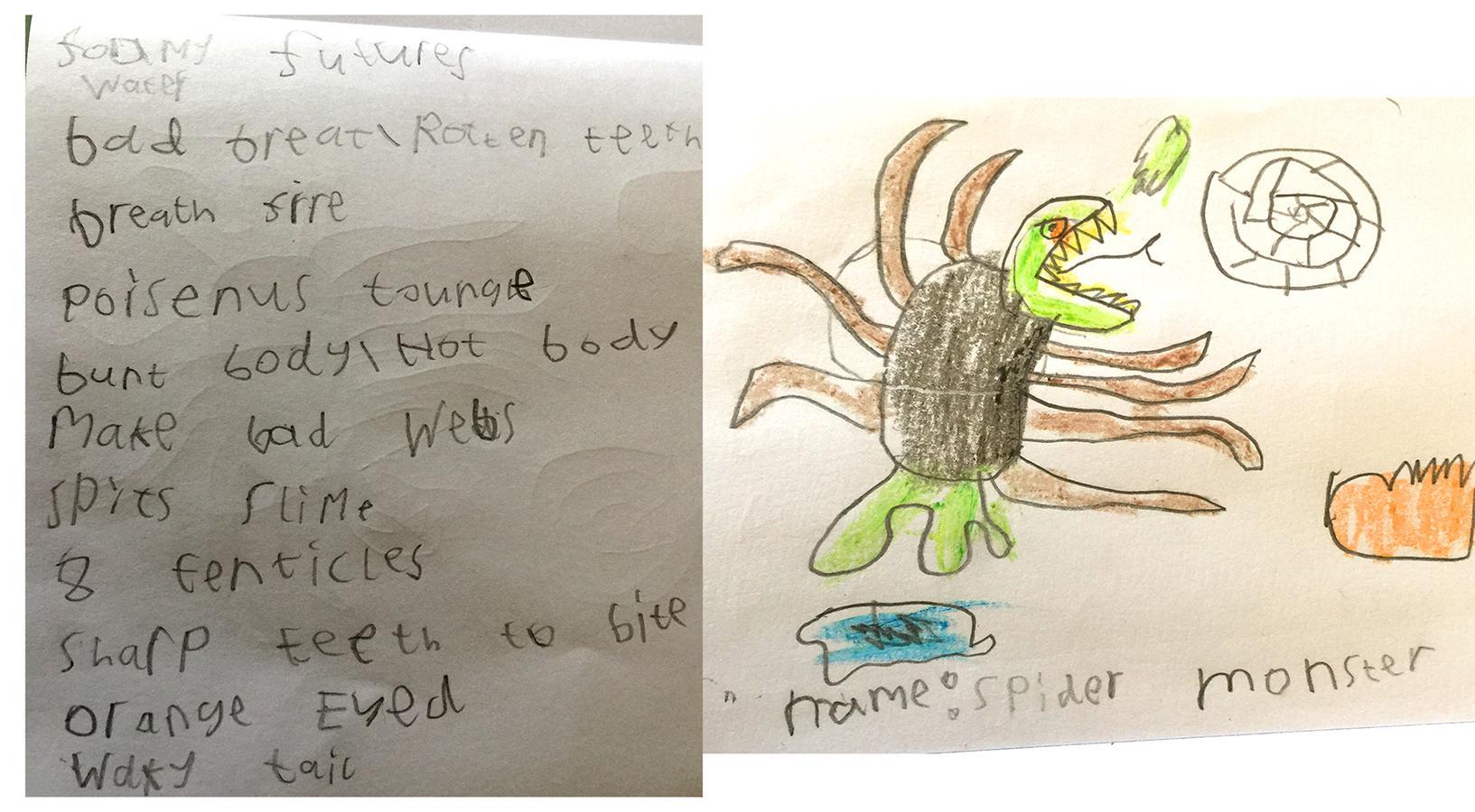 Spider-Monster