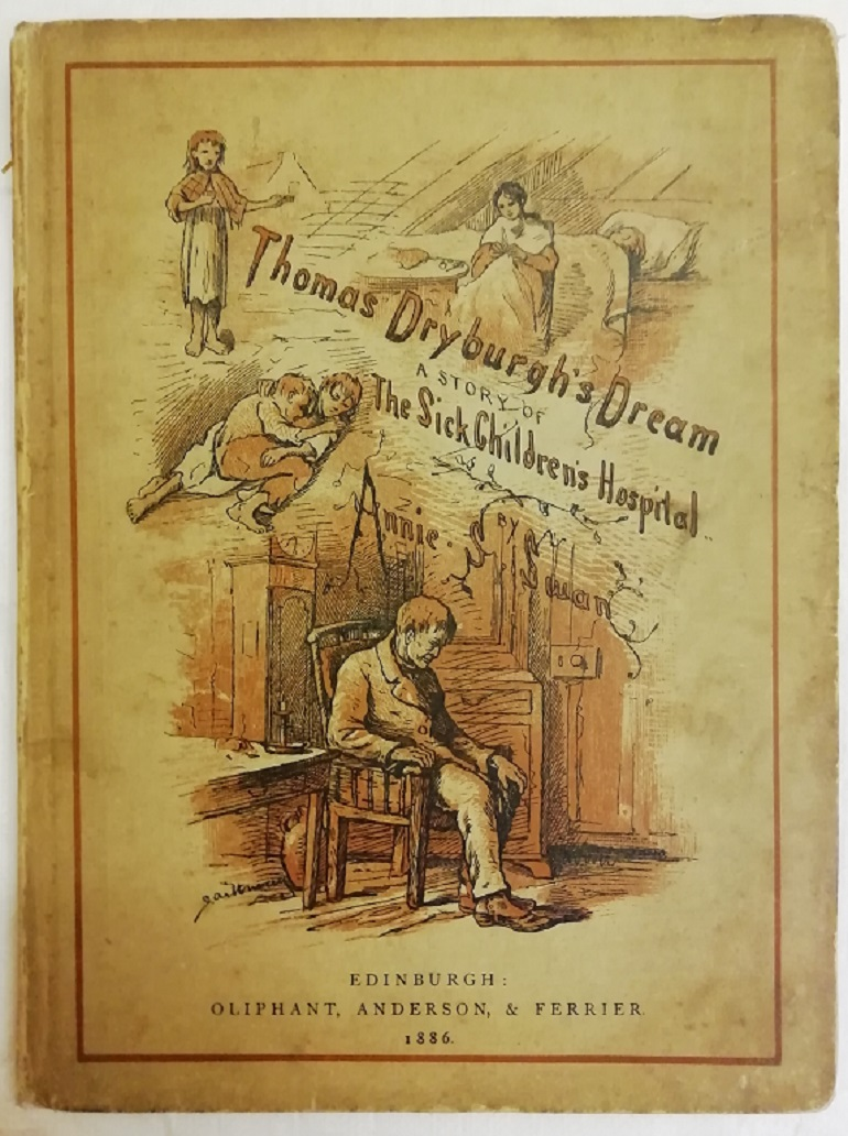 """Front cover of the book 2Thomas Dryburgh's Dream"""""""