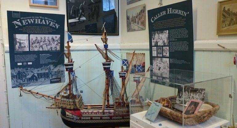 Wee Museum of Newhaven