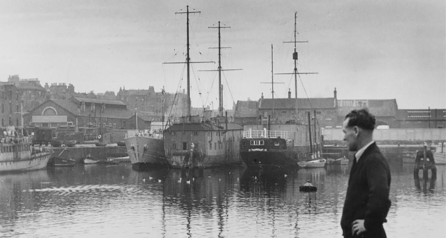 An archival look at Leith
