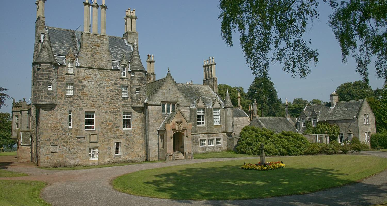 Lauriston Castle - Museums and Galleries Edinburgh