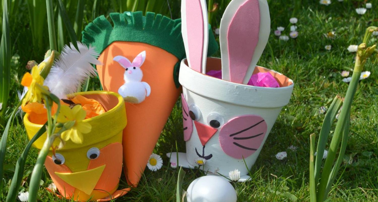 Easter at Lauriston Castle