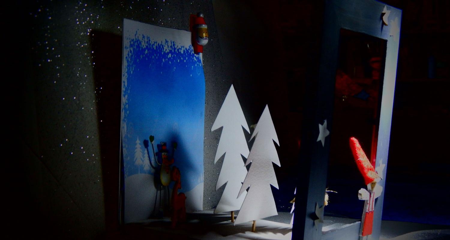 Enchanted 3D Christmas Pictures