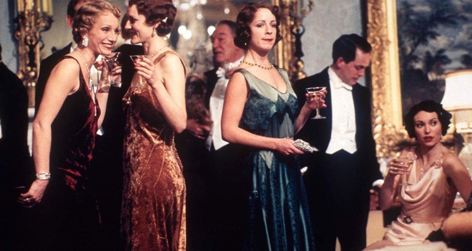 Gosford Park at Lauriston Castle