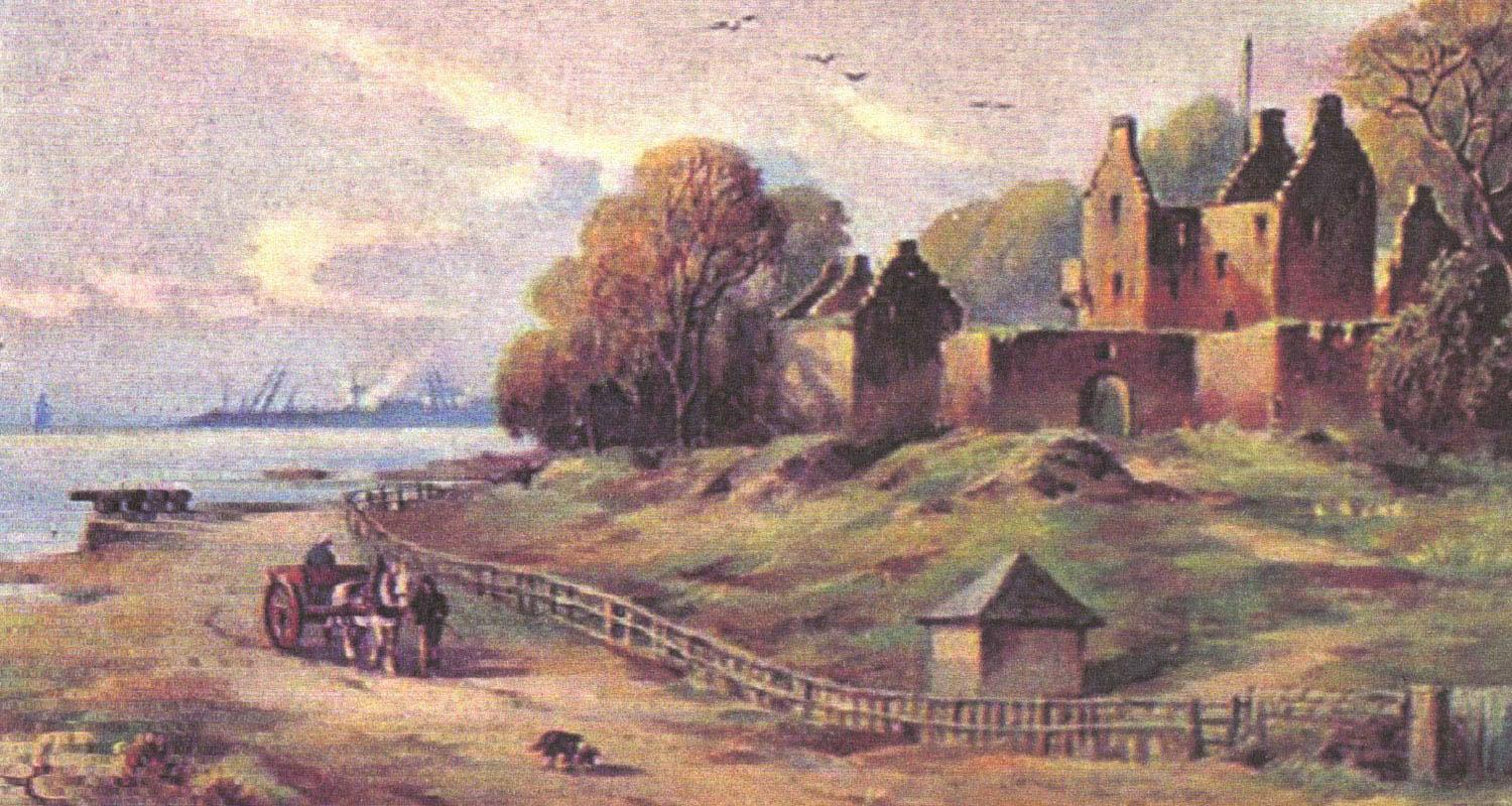 Granton, the Home of Dukes, Earls and Lords