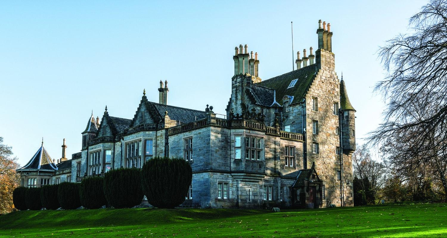 Magical Lauriston Castle