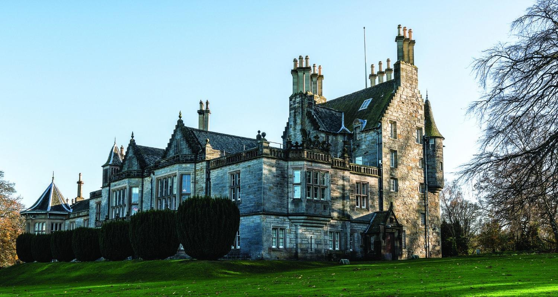 Magical Lauriston Castle