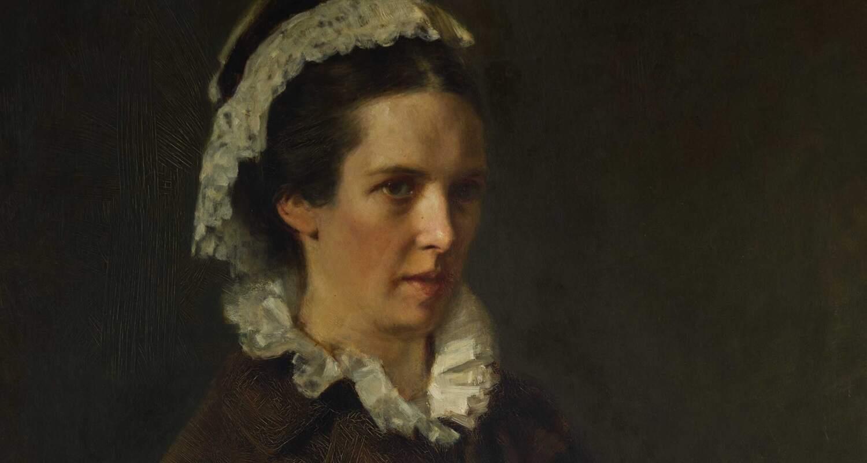 Potrait of Mrs Lorimer