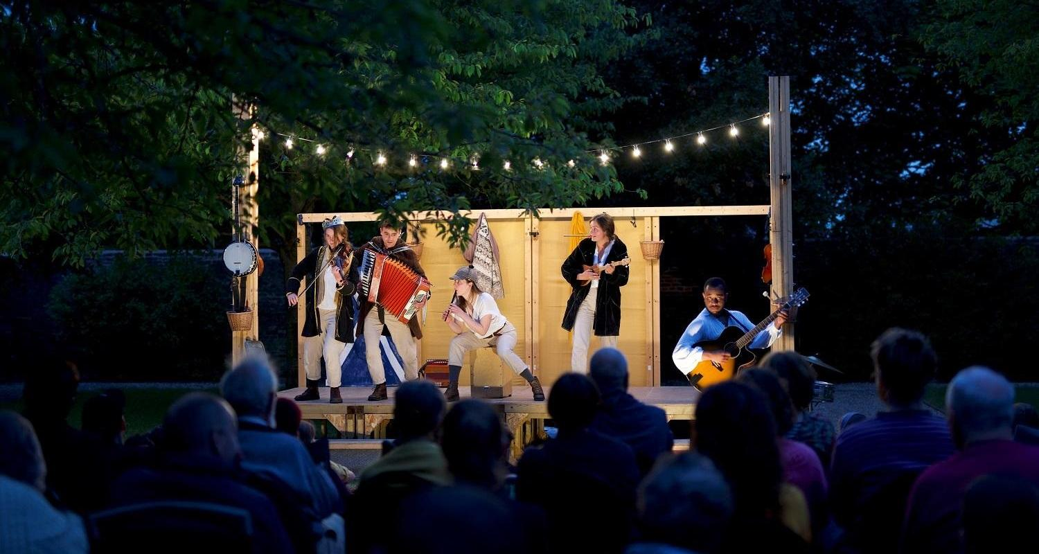 Shakespeare at the castle Merry Wives of Windsor
