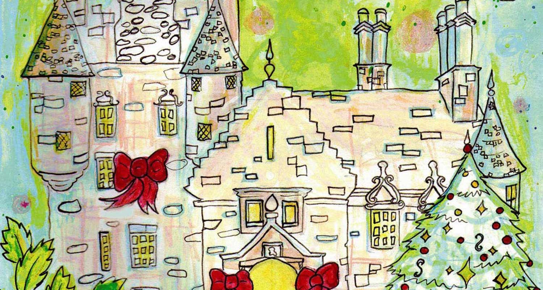 Sparking Handmade Christmas Cards