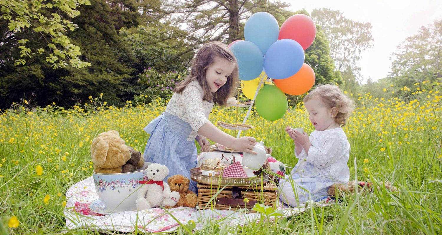The Lauriston Castle Teddy Bear's Picnic
