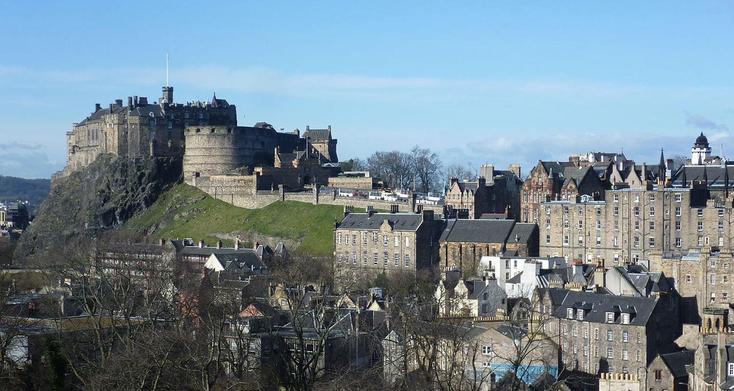 The Lost Medieval Towers of Edinburgh Castle