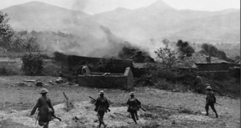 The Gardeners of Salonika: Britain's War in the Balkans, 1915-18