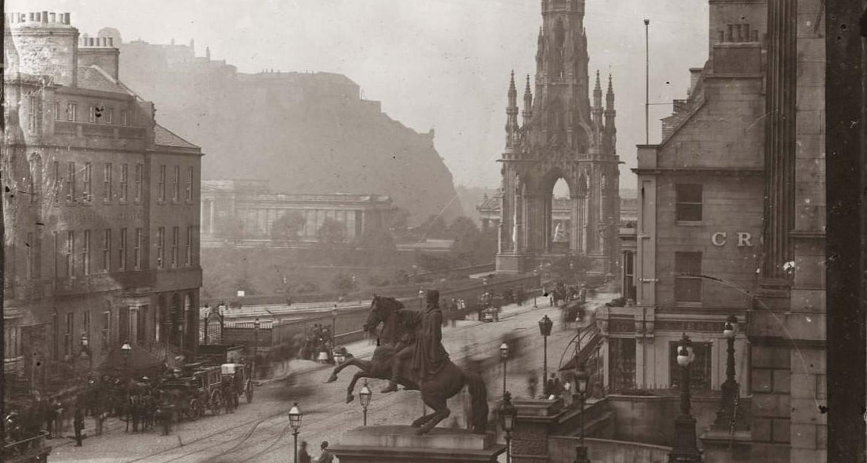 Thomas Begbie's Edinburgh: A mid-Victorian portrait