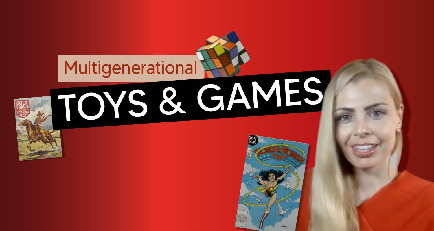 Toys and Games Youtube video image