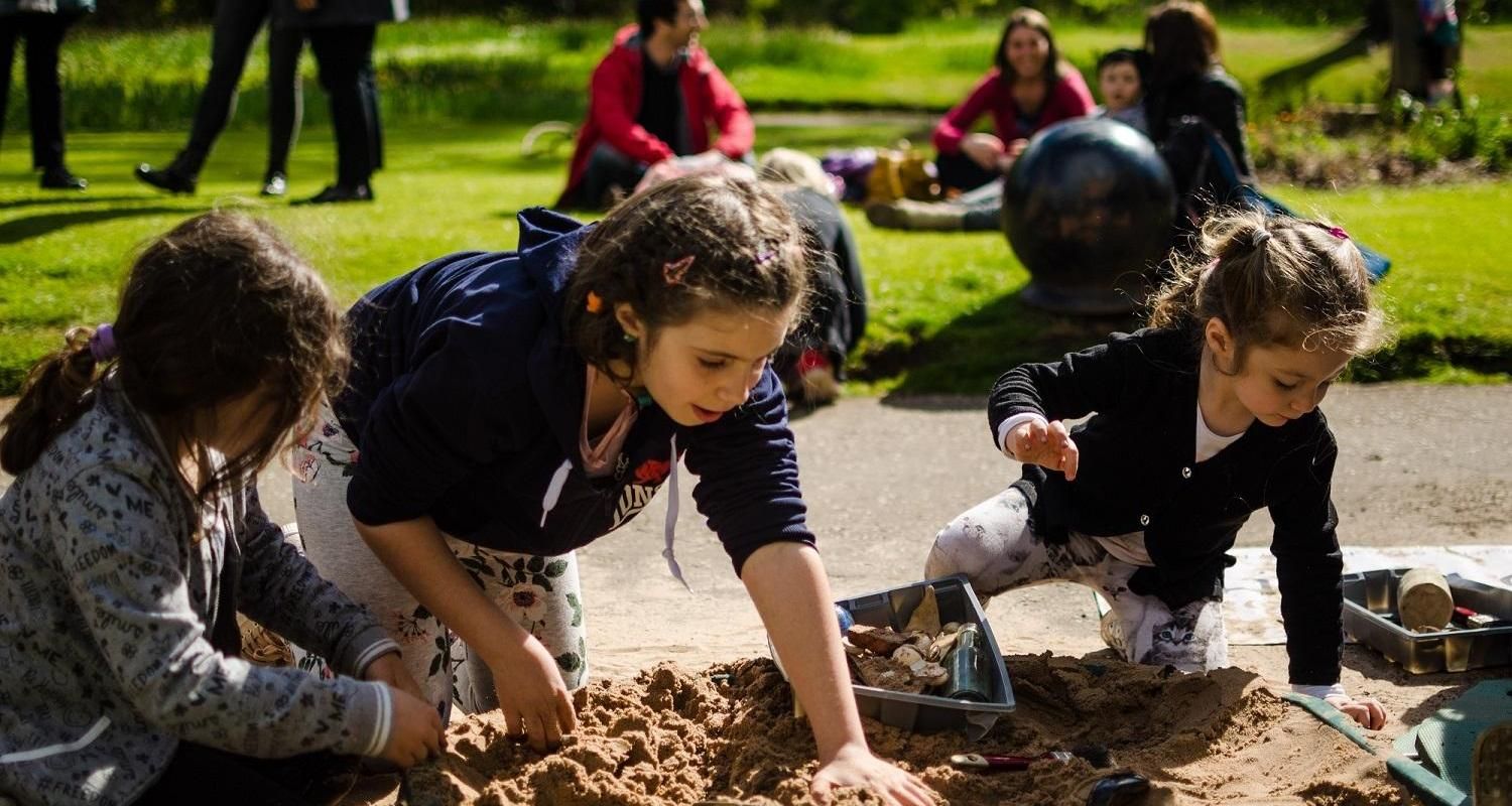 Open Streets Archaeology Scotland at Museum of Childhood Sunday 5 July