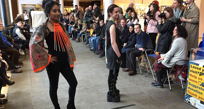 'An Individual Eye '– Fashion Show