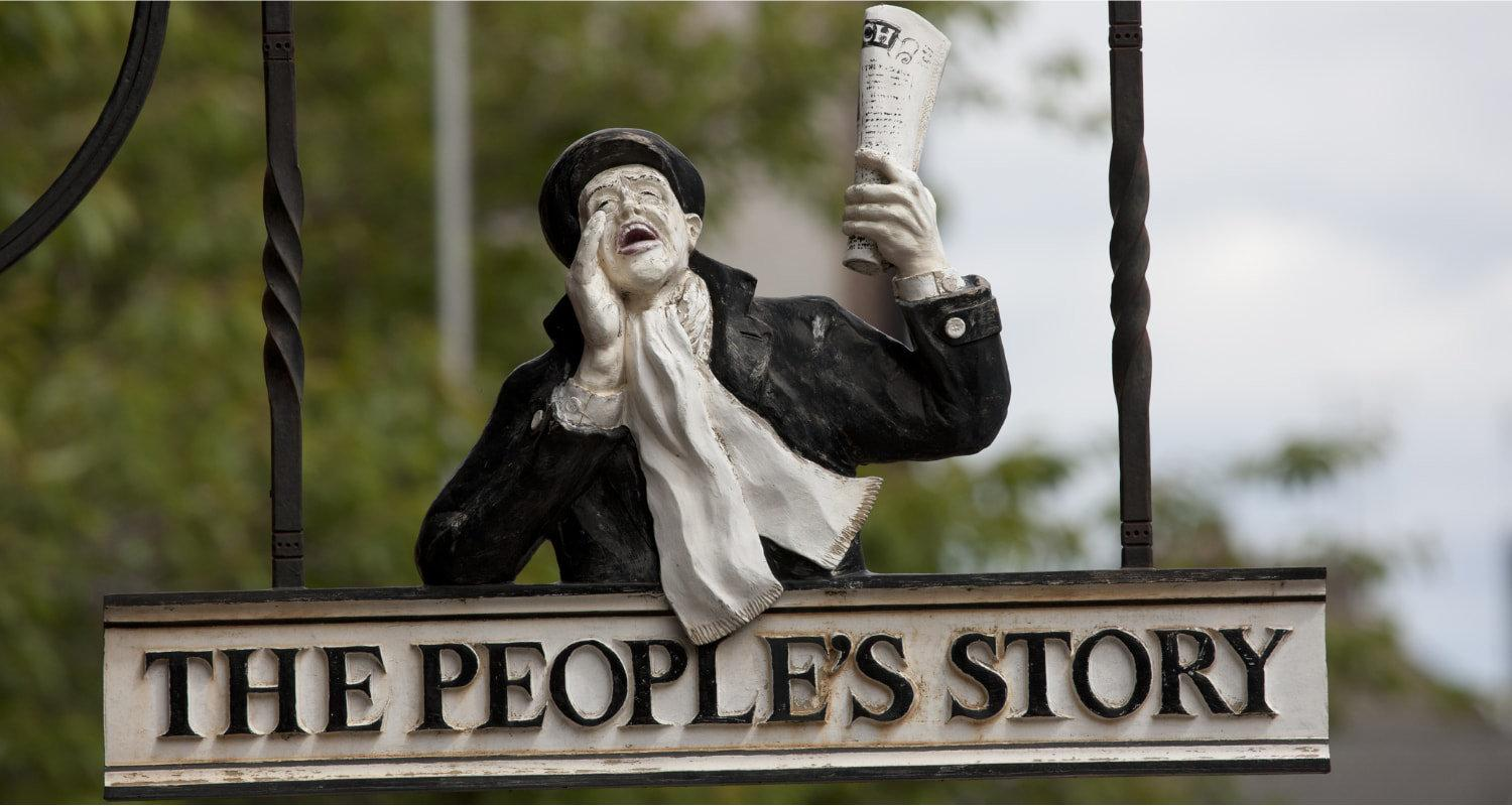 The People's Story Museum | Museums and Galleries Edinburgh