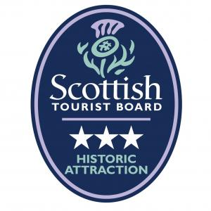 Visit, Scotland, Historic, Attraction, Logo