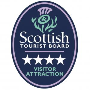 Visit, Scotland, Visitor, Attraction, Logo