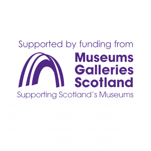 Funded by Museums Galleries Scotland