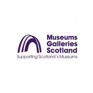 Museums Galleries Scotland Logo