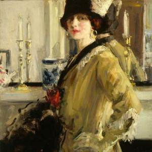 'The Black Hat' Cadell, Francis Campbell Boileau, 1883–1937