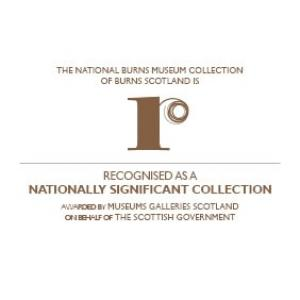 Our Robert Burns collection is Recognised