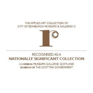 Our decorative art collection is Recognised