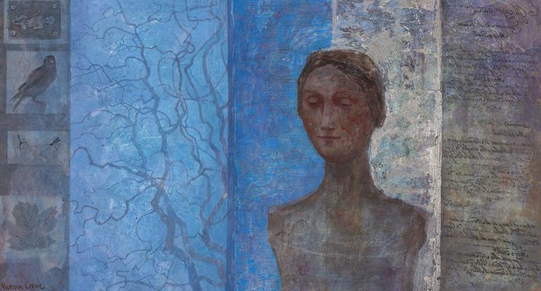 Art Late - Victoria Crowe