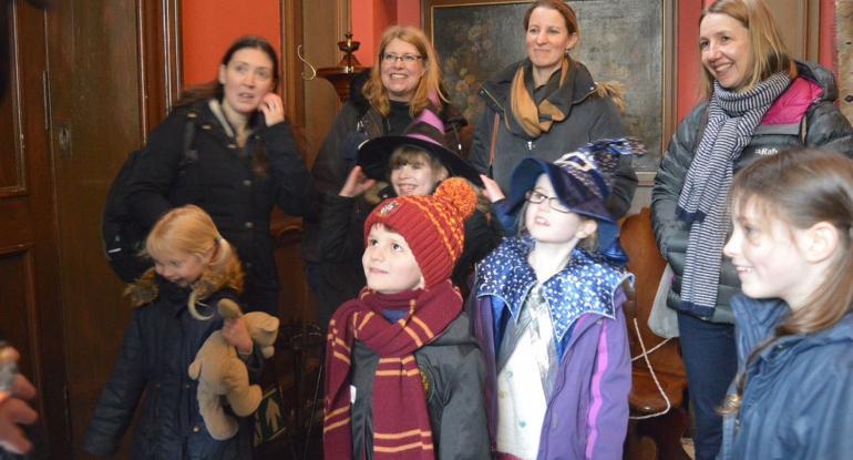 Back to Hogwarts Day