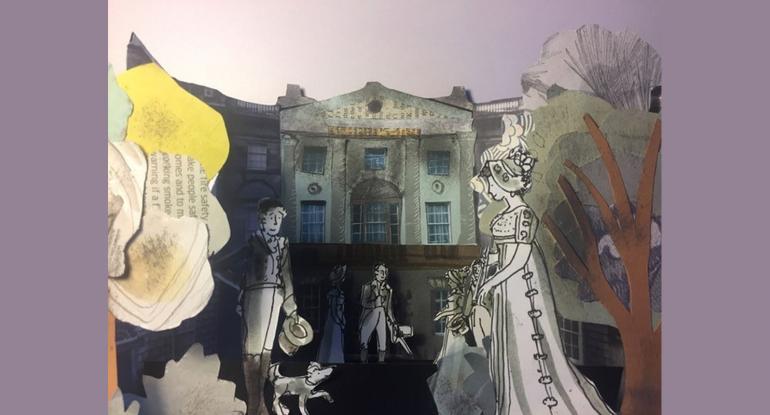 Creating Georgian Diaramas