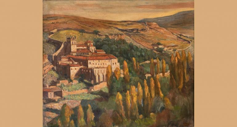 Mary Cameron - Monastery of Santa Maria del Parral