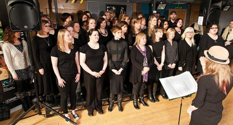 Edinburgh Contemporary Choir