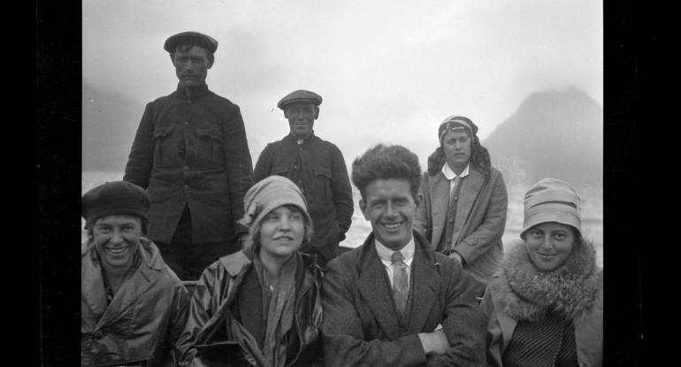 LECTURE Documenting the Islands Wed 1 July CREDIT National Trust for Scotland Canna House