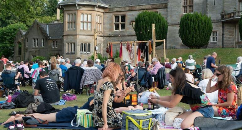 Shakespeare at the Castle - The Three Inch Fools present Macbeth