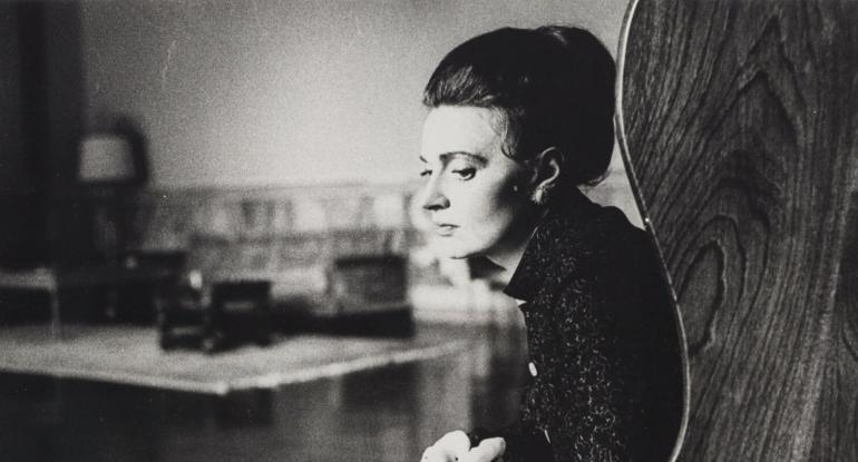 Muriel Spark, Rome