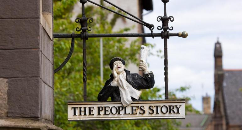 People's story Museum Image by Lloyd Smith Photography