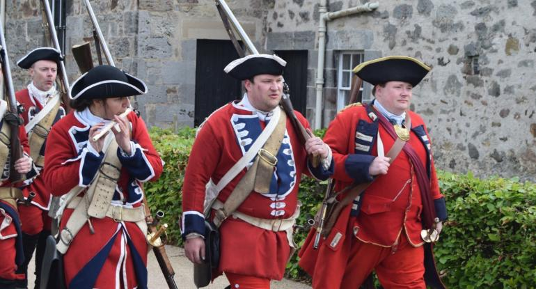 Rebels be Dammed The Town Guard at Museum of Edinburgh