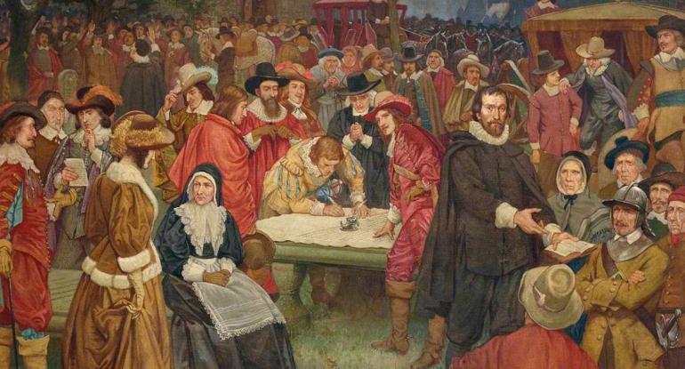 Revolutions, Rebellions and Revelations: Scottish History seen through Edinburgh's Collections