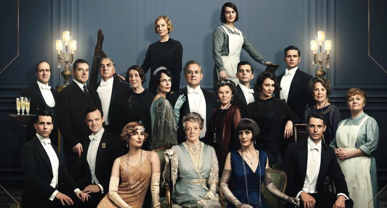 Downton Abbey Sat 13 June