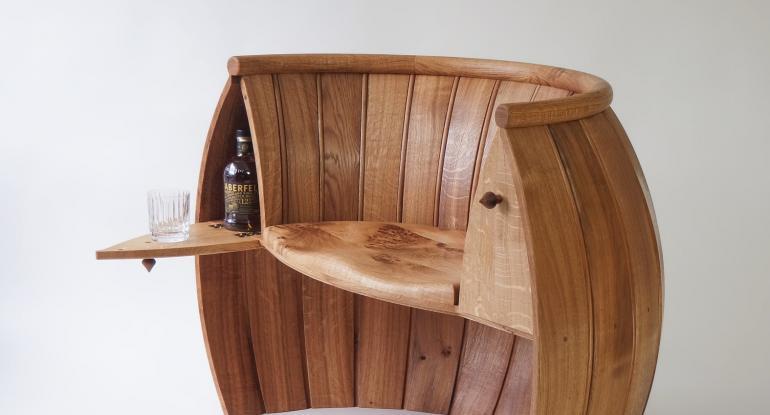 Sutherland Chair. Angus Ross