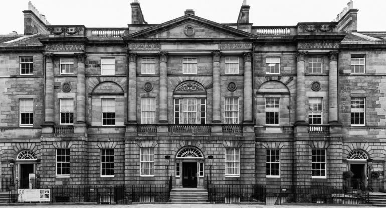 The Architects of Classical Edinburgh from James Craig to David Chipperfield