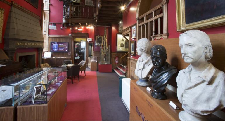 Writers Museum Gallery Tours