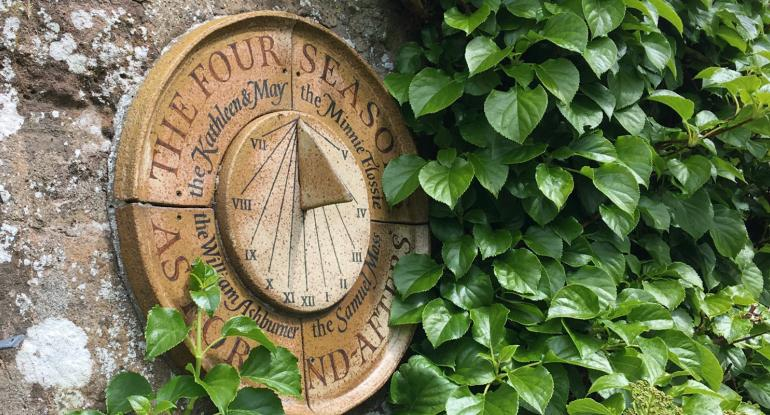 a LECTURE - The Four Seasons in Full Sail Wed 3 June