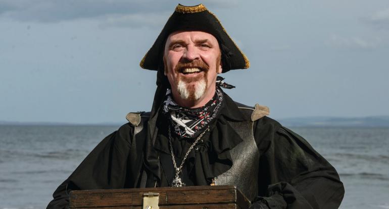 Cap'n Jamaica Jock Hogwash