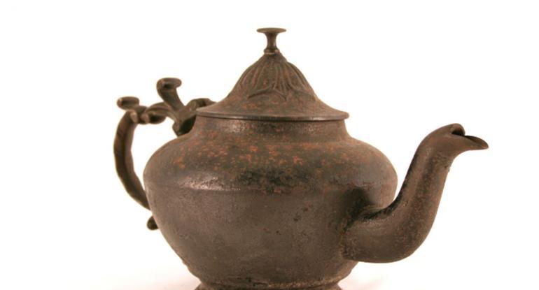 Janet Wilson's Teapot