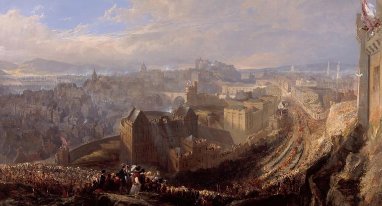 Edinburgh Views - Nasmyth